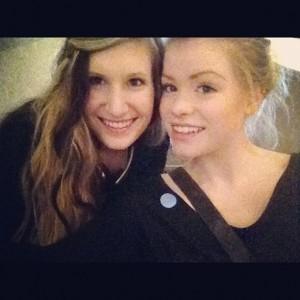 Jessi and I
